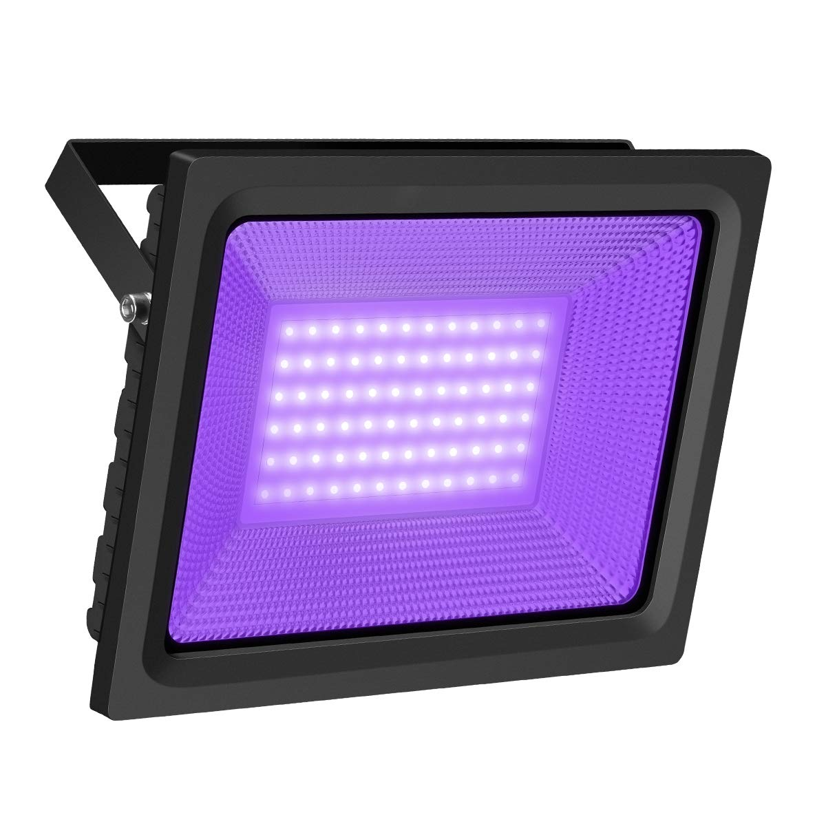 UV Black Light Stage Lighting Pack 2 Body Paint Fluorescent Poster IP66 Waterproof Disco Blacklights for Fishing//Aquarium//Curing Neon Glow Gianor 50W UV LED Flood Light Bulb Outdoor