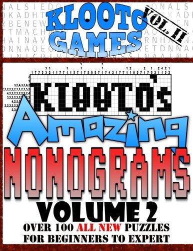 (KLOOTO's Amazing NONOGRAMS: Vol. II)