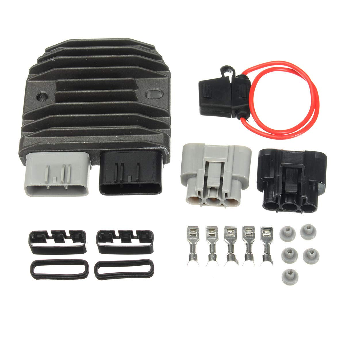Ninth-City Regulator Rectifier Upgrade Kit Replaces FH012AA For SHINDENGEN MOSFET FH020AA