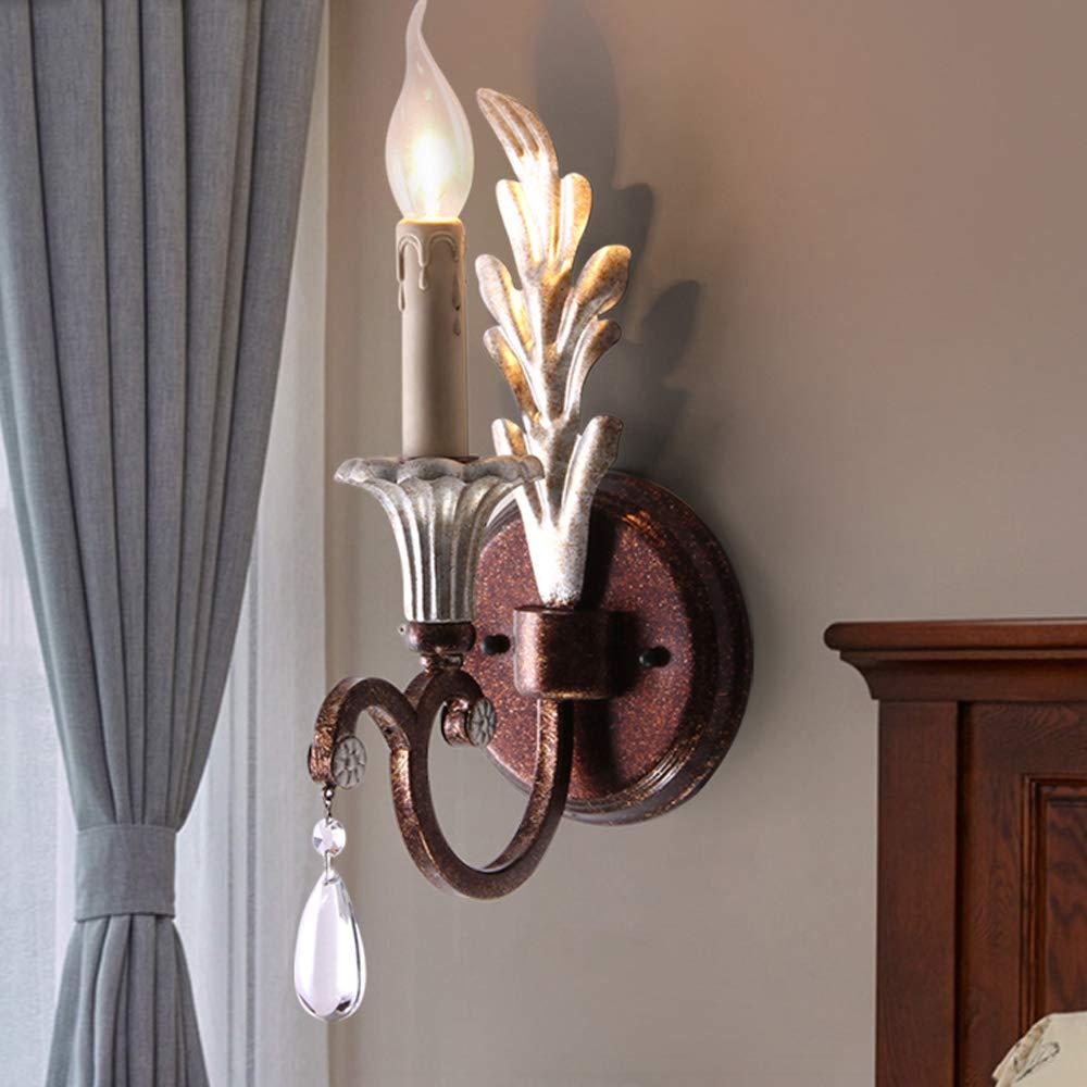 Intérieur Art Lampe Luminaires De Américain Rétro Fer Mpotow Créatif  PuOXZTki