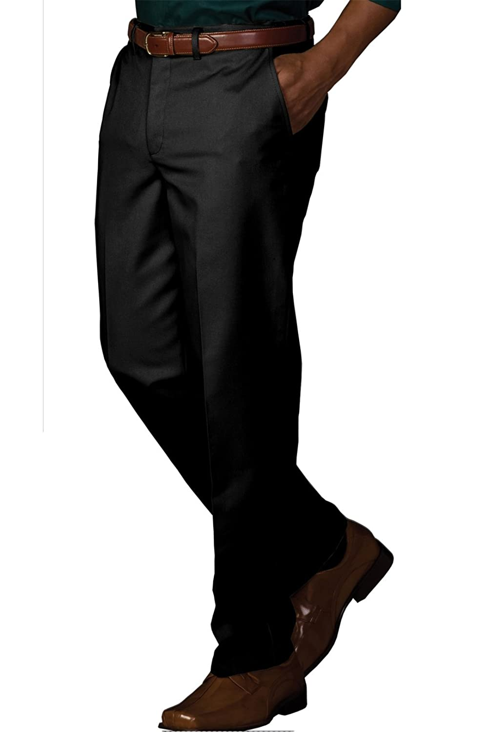 Edwards Garment Men's Casual Chino Blend Easy Fit Pant
