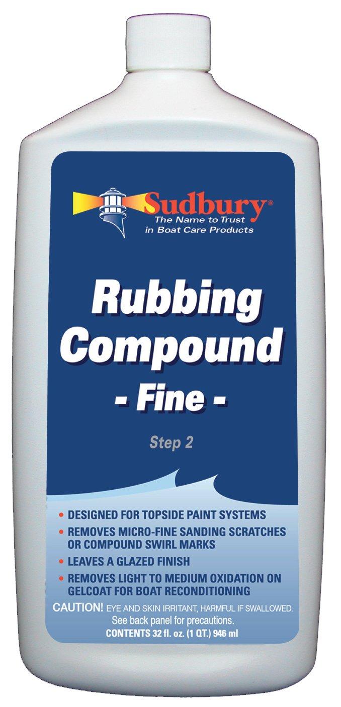 Sudbury Rubbing Compound - Fine