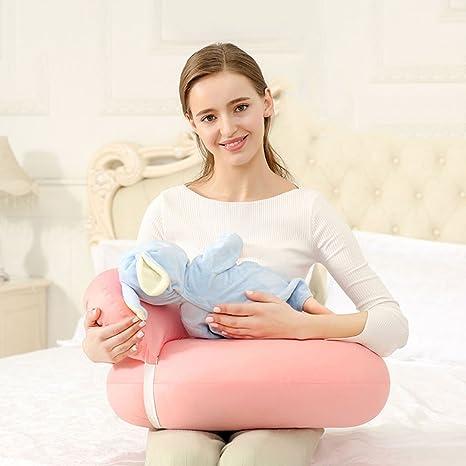 Lactancia materna almohada / recién nacido multifuncional Lactancia materna de tipo U alimentación almohada bebé /