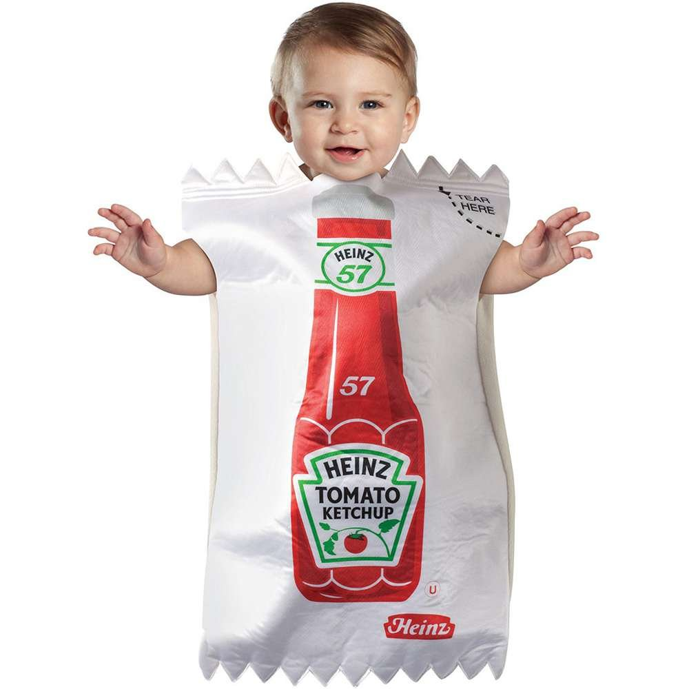 Image result for baby ketchup costume
