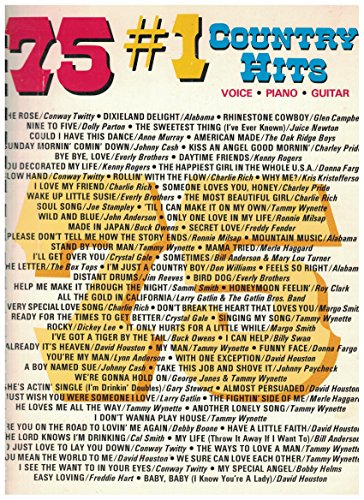 75 #1 Country Hits (VF1058) -