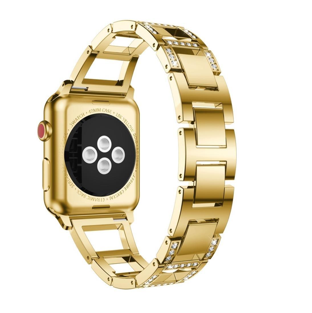 Alonea ACCESSORY メンズ 42mm Gold ❤️ 42mm Gold ❤️ B07CV88X2C