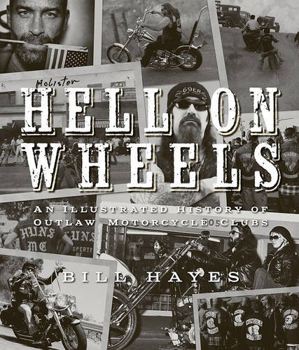 Hell Wheels Illustrated History Motorcycle product image