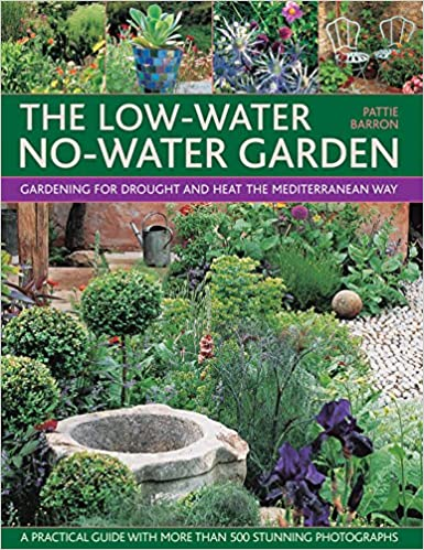 The Low Water No Water Garden: Gardening For Drought And Heat The  Mediterranean Way: Pattie Barron, Simon McBridge, Richard Mabey:  9781780194219: ...