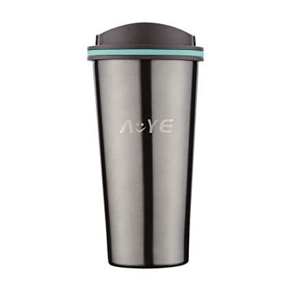 28e9590100e AUYE Coffee Mug,Stainless Steel Vacuum Insulated Tumbler,Water  Bottle/Travel Mug with Safety Food Grade Lid