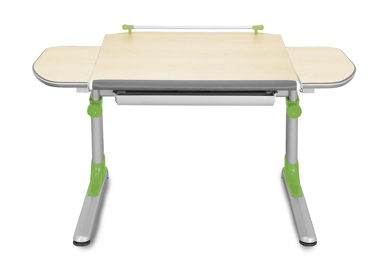 Children S Desk School Desk With Keyboard Extension Maple Decor By