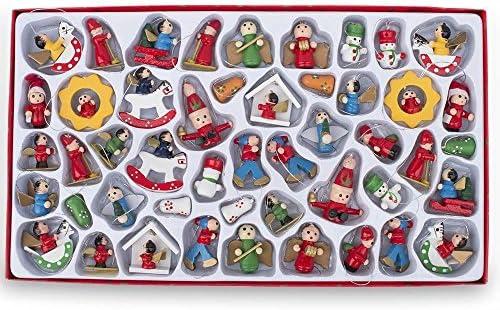 Christmas Winter Tree Mini Cedar Ornaments Party Santa Claus Miniature Decor Z