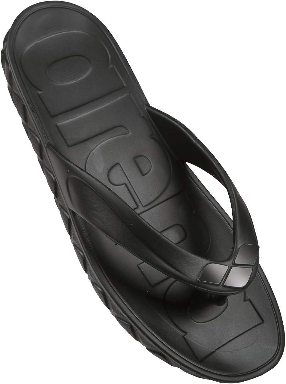 Sandales de Sport Homme Black//White 501 44 EU Noir Arena Watergrip Thong M