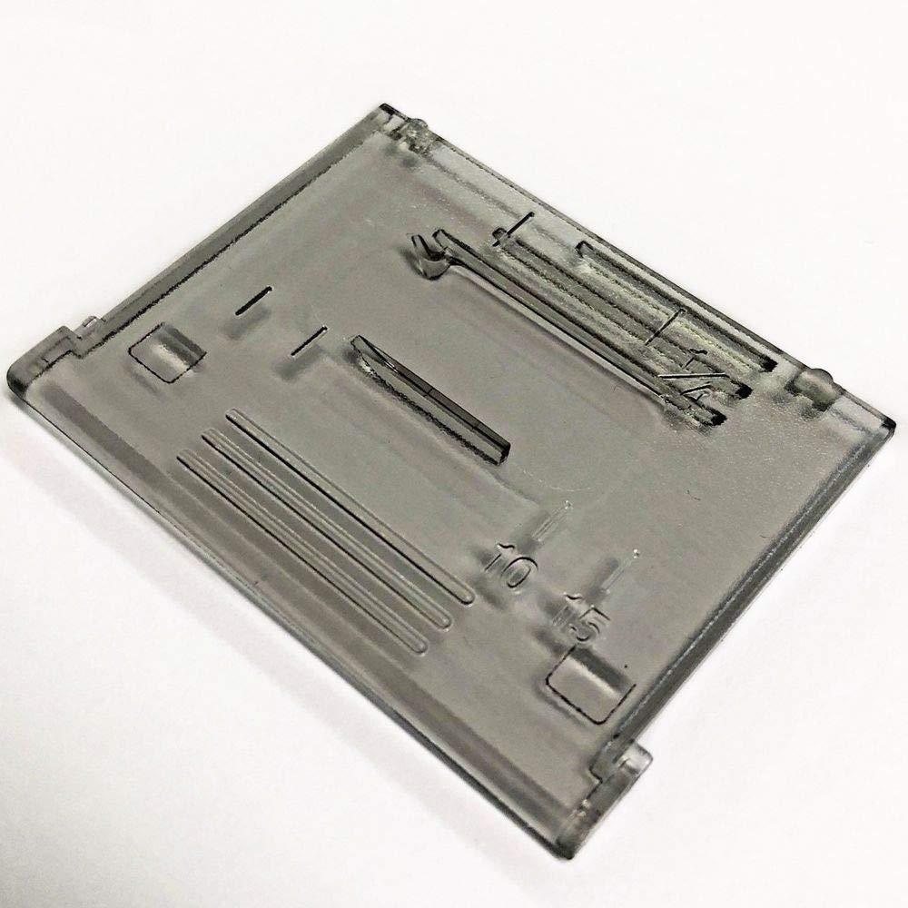 BM3550FG and More BM2800FG YICBOR Slide Plate Assembly Cover Plate #XF2404001 for Brother BB370 BM2800 BM2800CT