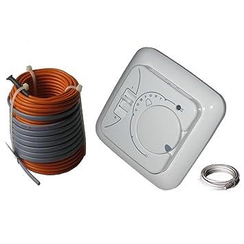 Elektrische Fu/ßbodenheizung HoWaTech Profi 110-39m