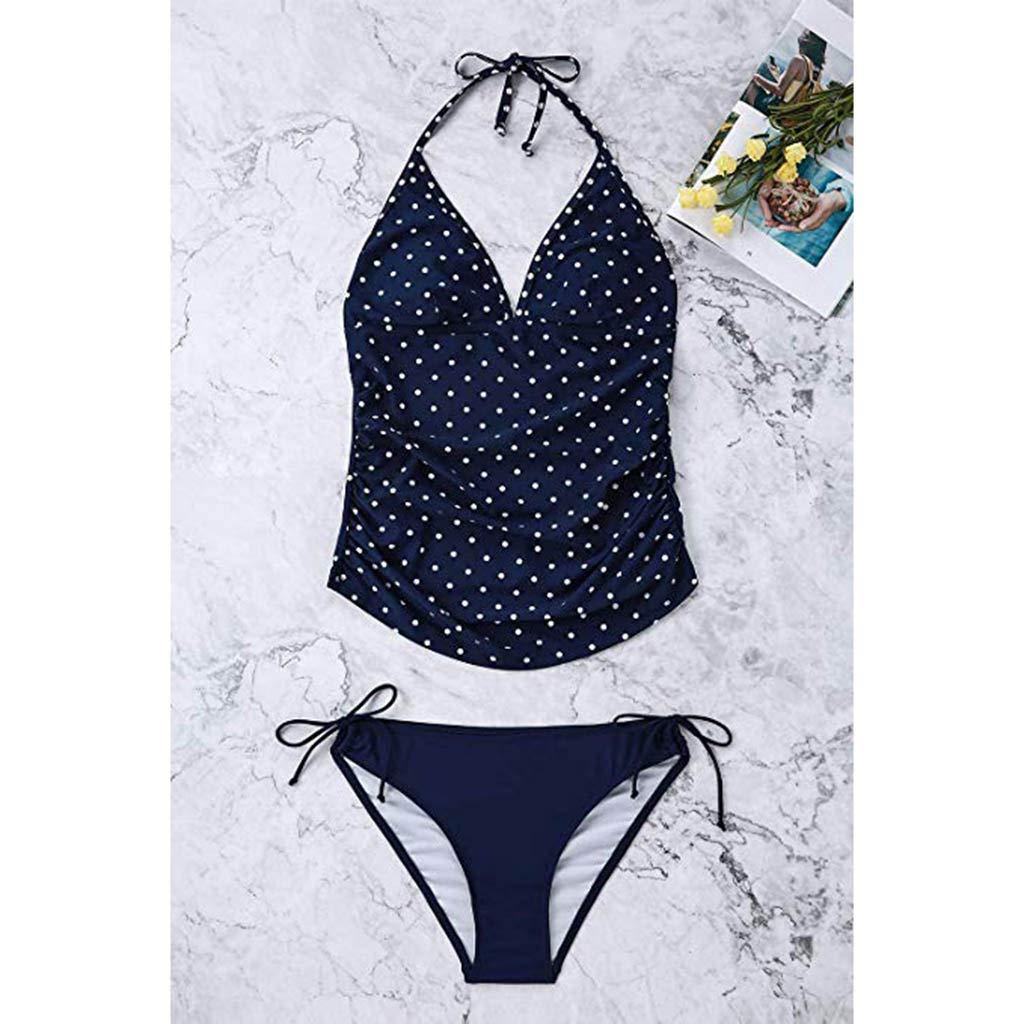 Banadores De Mujer Tallas Grandes Bikinis De Maternidad Tankinis Punto De Mujer Bikinis Traje De Bano Traje De Playa Traje Embarazada Trajes De Bano