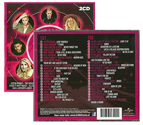 incl. Love Myself & Renegades (Blind) (Compilation CD, 44 Tracks)