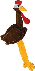 Plush Gobbler Hat Party Accessory (1 count)