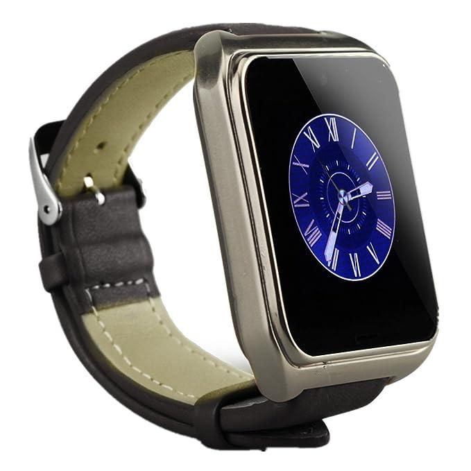 skysmile natación impermeable reloj inteligente Bluetooth ...
