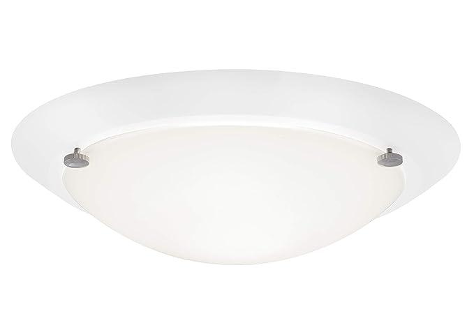 Plafoniera Bagno : Briloner leuchten 2118 016 plafoniera da bagno agl 1 x e27 ip23