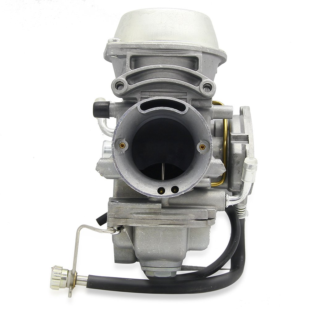 WATERWICH Compatible with Carburetor Polaris Sportsman 500 4X4 HO 2001 2002 2003 2004 2005 Carb polaris scrambler 500 4x4 1997-2009 POLARIS TRAIL BOSS 325 2000 2001 2002 with Filter Throttle Base