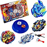 Bey battle Burst High Performance Battling Top set with 4D launcher Grip
