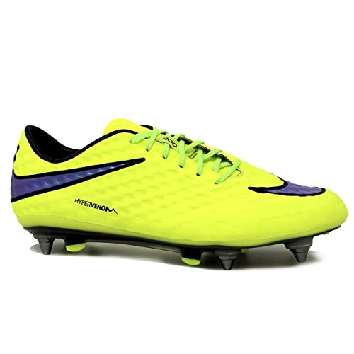 Nike Hypervenom Phantom SG-Pro - Yellow/Purple (46)
