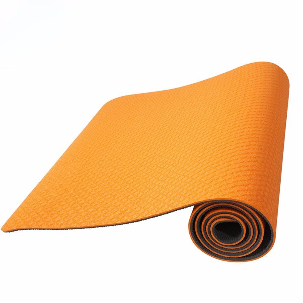 Olici MDRW-Amantes del Yoga Eco Yoga Mat Pilates Fitness ...
