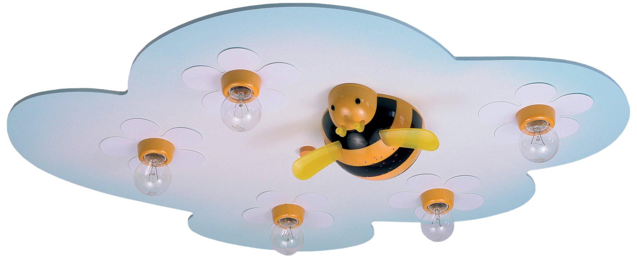 Niermann Standby Ceiling Lamp LED, Light Blue, X-Large