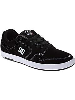 DC Shoes - Mens Footwear - Nyjah S - Black White - Men s 7 d2513ec2b6