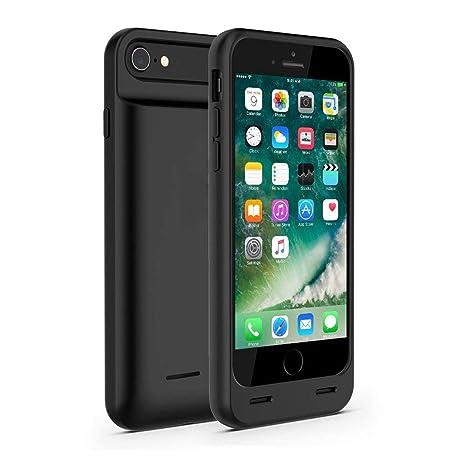 Funda Cargador para iPhone 7 [con certificación MFI] iFans ...