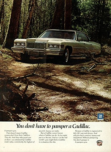 you-dont-have-to-pamper-a-cadillac-ad-1976-4-door-hardtop