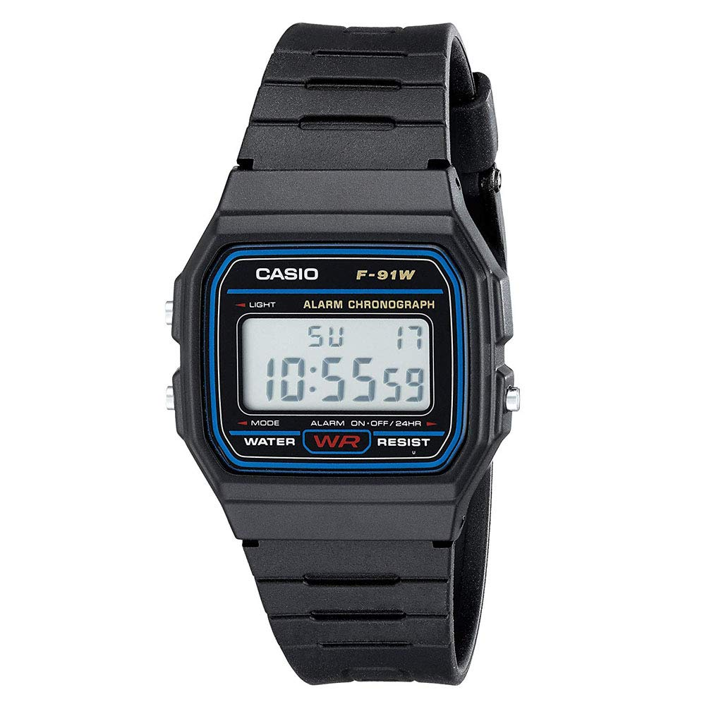 B00006I551 CASIO F91W-1 Casual Sport Watch 6112BNkb2BMQL