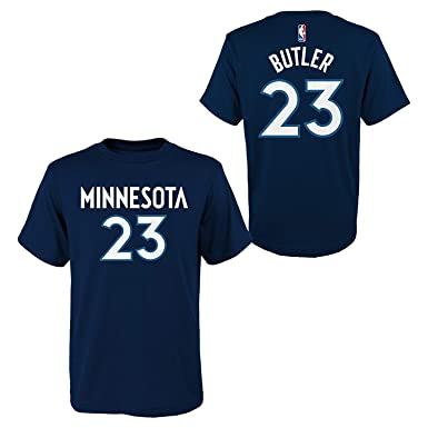 best cheap 9a65c 70fd1 Amazon.com: adidas Jimmy Butler #23 Minnesota Timberwolves ...