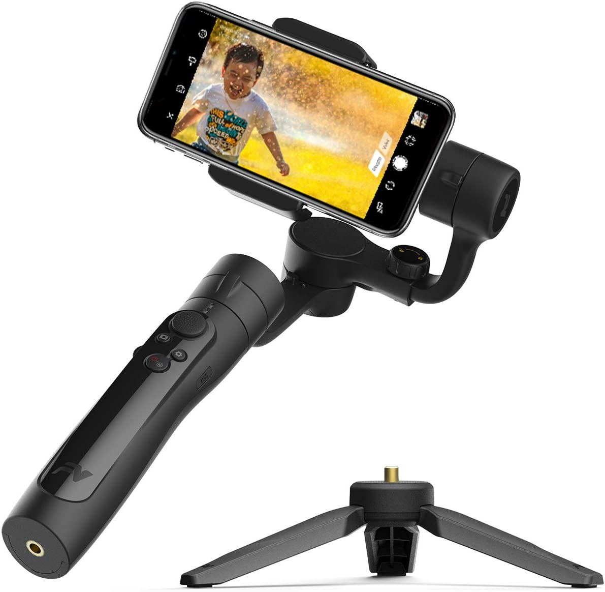 Freevision VILTA SE 3-Axis Stabilized Handheld Gimbal for Smartphone with Tripod Stand
