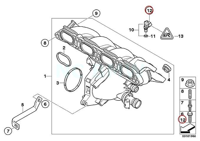 Amazon Com Bmw Genuine Torx Screw Automotive