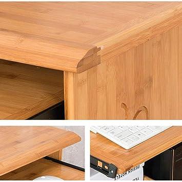 CWJ Ordenador portátil de Oficina en casa, Mesa pequeña, Multiusos, Mesa con cajón, Mesa Creativa, multifunción, Cama Simple: Amazon.es: Deportes y aire ...