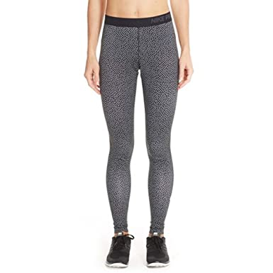 7a570d43269ee Amazon.com: Nike Pro Hyperwarm Women's Compression Tights Black ...