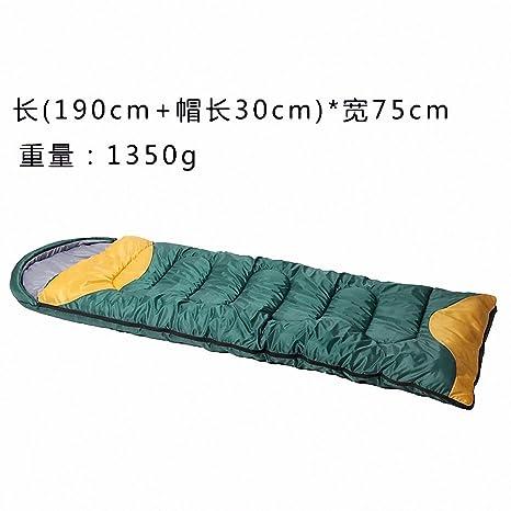 zhudj hembra para adultos saco de dormir al aire libre interior engrosamiento cálido cuatro estaciones de