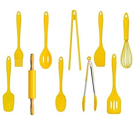 Set de Accesorios de Cocina genéricos para Tienda de campaña, Utensilios de Cocina Resistentes al