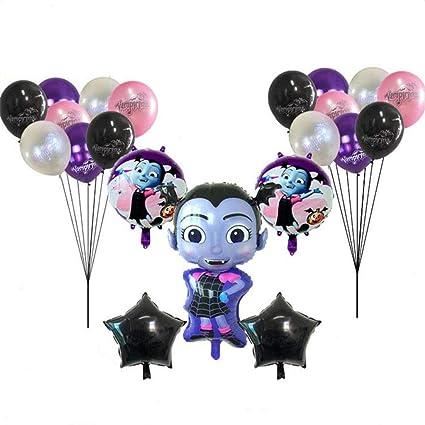 La fiesta de cumpleaños Suministros globo chica del vampiro ...