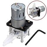 12v DC Large Flow Dosing Pump Peristaltic Pump