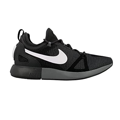 huge discount d667b 114fd Nike Men s Shoes Dual Racer Sneakers Black White Anthracite Cool Grey 91822.