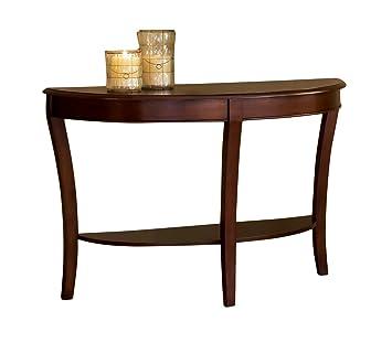Amazon.com: Steve Plata Company Troy sofá mesa, 45
