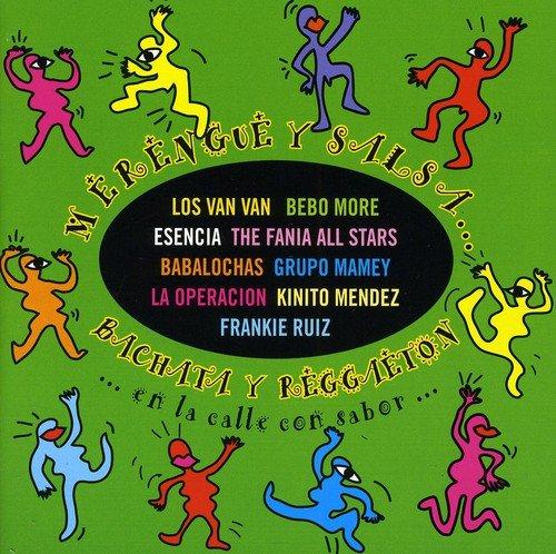 Merenque y Salsa-Bachata y Reggaeton-En la Calle ()