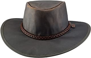 product image for Head 'N Home Crusher Outback Leather Hat