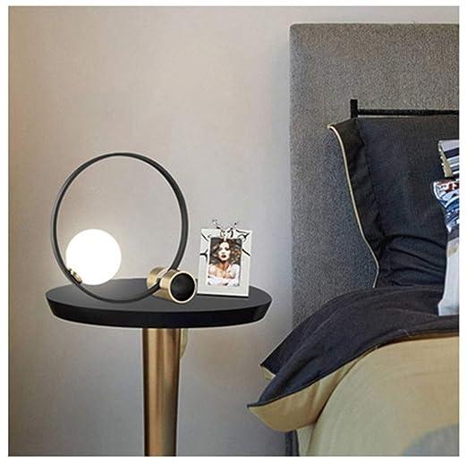 Bonita lámpara de mesa Lámpara de mesa Sencilla personalidad del ...