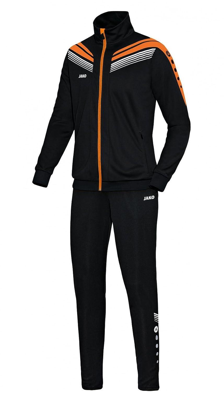 Jako Pro Chándal Negro de Color Naranja Negro/Naranja/Blanco, XXL ...
