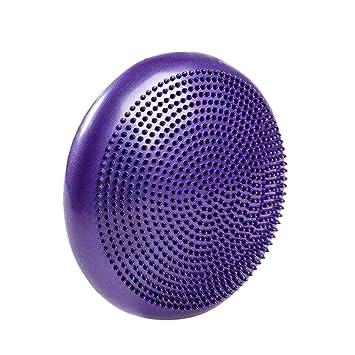 Dyyicun12 - Cojín Hinchable para Yoga (33 cm), Color Morado ...