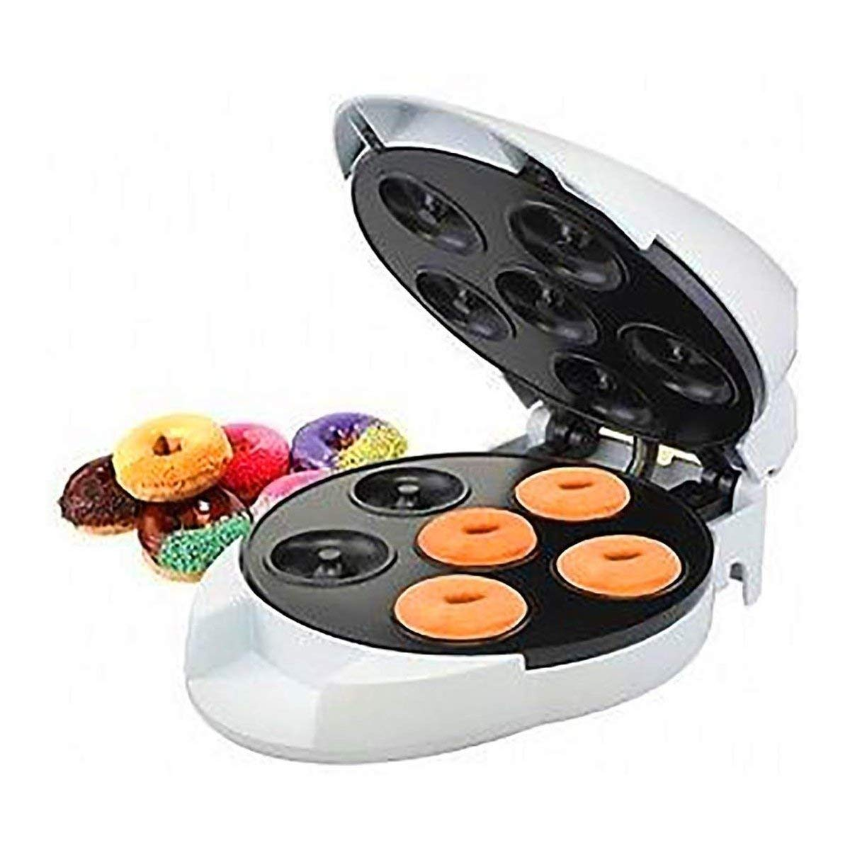 Smart Planet MDM-1 The Original Donut Factory Mini Donut Maker, White by Smart Planet
