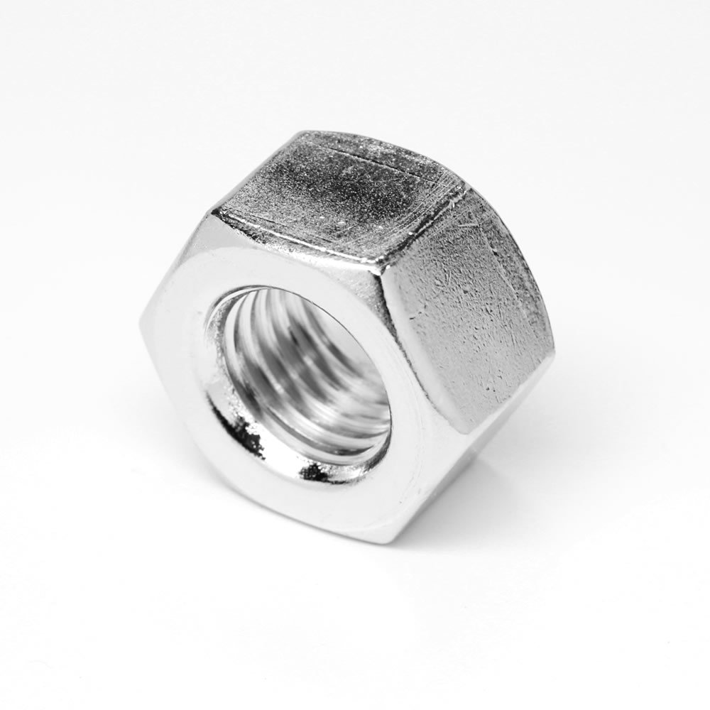 1.5 PK 5 M10 NL-19 Finish 316 Stainless Steel FOREVERBOLT FB3CPM10P5 Coupling HEX NUT